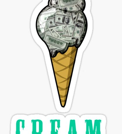 Ice C.R.E.A.M. Sticker