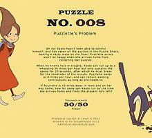 Puzzle 008 - Puzzlette's Problem by nattherat