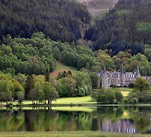 Tigh Mor,Trossachs,Scotland by Jim Wilson
