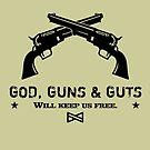 God, Guns & Guts by vivendulies