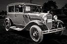 1930 Ford Model A Tudor by PhotosByHealy