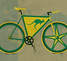 Australia Bike by Andy Scullion