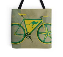 Australia Bike Tote Bag