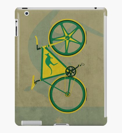 Australia Bike iPad Case/Skin
