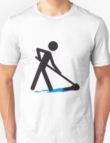 Cleaning The Floor T-Shirt