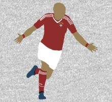 Arjen Robben Minimalist Design Champions League Winner by rodgers37