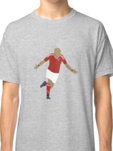 Arjen Robben Minimalist Design Champions League Winner Classic T-Shirt