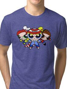 Krispie Puffs Tri-blend T-Shirt