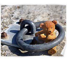 Brown Bear In The Ring   Tra la la la la la Poster