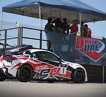 Toyota Emirates Drift Team 1 by Shahzad Sheikh