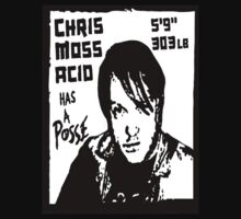 Chris Moss Acid - Possë Logo by Chris Moss Acid