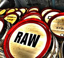 Roar of Raw (HDR) by Thomas Gelder