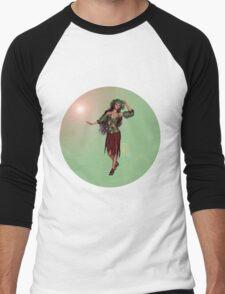 Summer Girl Men's Baseball ¾ T-Shirt