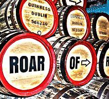 Roar of Raw Noise (HDR) by Thomas Gelder