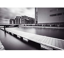 George's Dock, Dublin Docklands Photographic Print