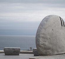 Memorial of Flight 111 by Heather Eeles