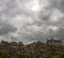 Edinburgh Castle by kostolany244