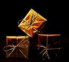 Golden Presents by Matt Sibthorpe
