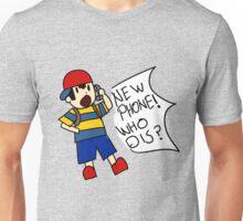 NEW PHONE WHO DIS? Unisex T-Shirt