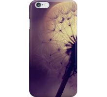 dancing in the moonlight iPhone Case/Skin