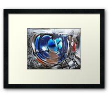hj920a Framed Print