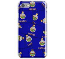 Smartphone Case - State Flag of Kansas - Multiple iPhone Case/Skin