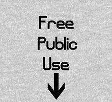 Public Use Unisex T-Shirt