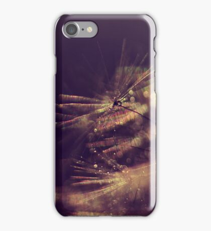 delicate sparkle iPhone Case/Skin