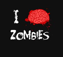 I BRAINS Zombies T-Shirt