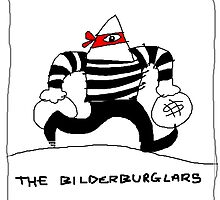 The BIlderburglars by mouseman