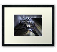 Fairy lights! Framed Print
