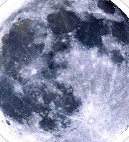 Full Moon Sticker