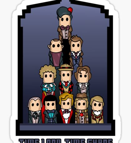 Time Lord, Time Share Sticker