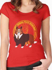 Lassie SBPD Women's Fitted Scoop T-Shirt