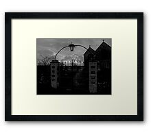 Meet Me at the Cemetery Gates Framed Print