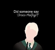 Draco Minimal by ChristieRose