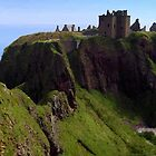 dunnottar castle by dale54