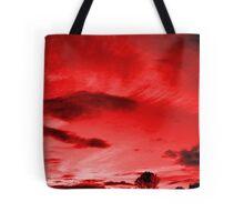 Scarlett Sky Tote Bag