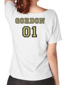 Birds of Prey Team Jesey- Barbara Gordon Women's Relaxed Fit T-Shirt