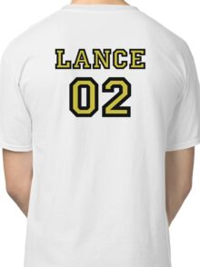 Birds of Prey Team Jersey- Dinah Lance Classic T-Shirt