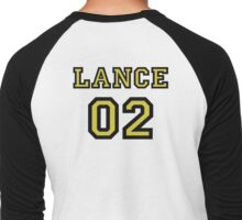 Birds of Prey Team Jersey- Dinah Lance Men's Baseball ¾ T-Shirt