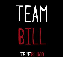 Team Bill by justgeorgia