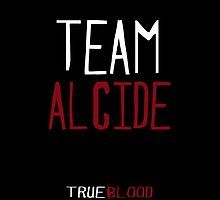 Team Alcide by justgeorgia
