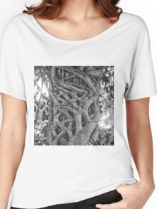 Beautiful tangle of a Strangler Fig Women's Relaxed Fit T-Shirt