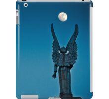 Blue Angel iPad Case/Skin