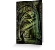 Who's There Greeting Card