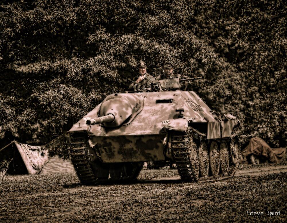 German Armor by Steve Baird