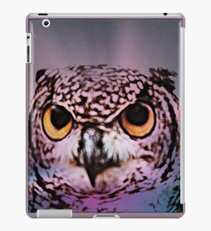 make a sensitive choice iPad Case/Skin