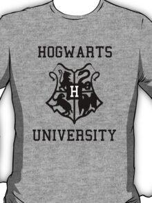Hogwarts University - Large Logo T-Shirt