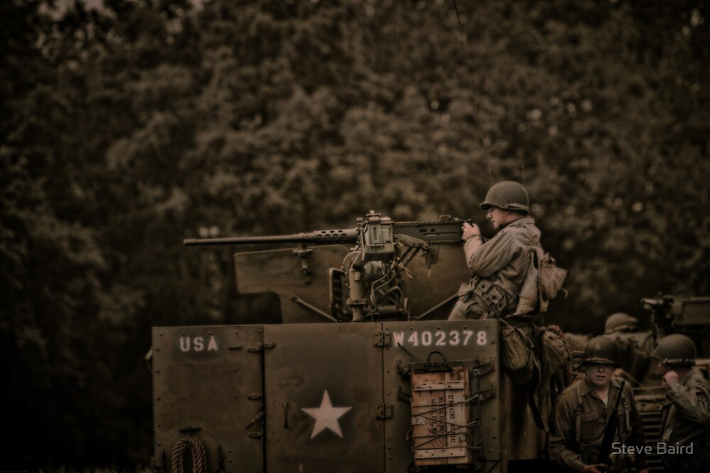 Covering Fire by Steve Baird